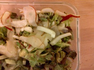 Fenchelsalat. #love